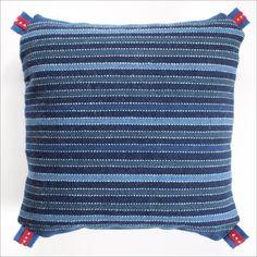 Baksida röllakans kudde  Textile practice.