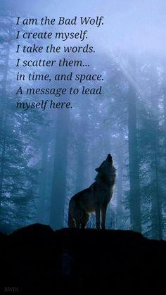Bad Wolf.