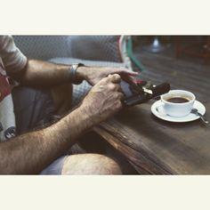 Kahve ve fotoğrafcılık