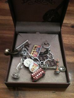The Beatles Charm bracelet from Lucky Brand 2008.