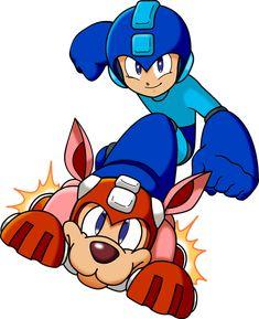 Mega Man Retrospective - Blue Bomber Across the Ages Mega Man, Proto Man, Fighting Robots, Nerd, Megaman Series, Video Game Characters, Birthday Pictures, Video Game Art, Man Birthday