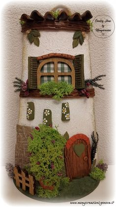 Planter Pots, Frame, Crafts, Home Decor, Roof Tiles, Clay Tiles, Balconies, Spaces, Ornaments