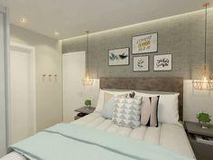 """771 curtidas, 11 comentários - Interiores e Arquitetura (@criarinteriores) no Instagram: """"Uma boa noite a todos! #criarinteriores #lovedesign #lovedesign #bedroomdecor #bedroom…"""""""