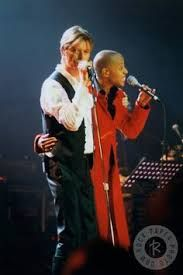 Image result for gail ann dorsey on David Bowie's passing