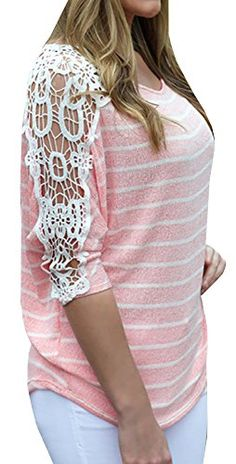 Chellysun Women's Spring Casual Print Long Sleeve T-shirt... https://www.amazon.com/dp/B01KHD7EIU/ref=cm_sw_r_pi_dp_x_AMW5xbG9TBVDY