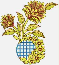 Gold versier Stiksweis