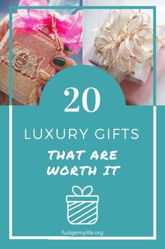 Check out these 20 luxury gifts that are worth it on this luxury gift guide for everyone. Click here to find the best luxury gifts to get!