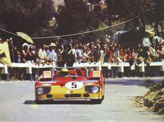 """NANNI GALLI su Alfa Romeo 33TT3 (2° assoluto) e i suoi 16"""",9 cent. di ritardo"""