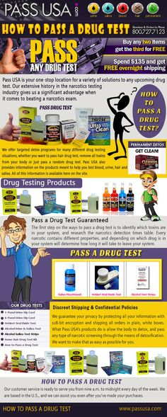 Browse this site https://www.passusa.com/ for more information on Pass A Drug Test. There are lots of detoxification products available and you might be thinking you can easily flush out drugs from your system overnight. Therefore choose the best and the most effective method and pass a drug test easily without any worries and hassles and make life easy. Follow us https://learnthebestwayandpassdrugtest.wordpress.com/