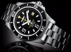Maybe the only Brietling I would consider buying. The Superocean 44, a great watch with a few drawbacks and tries to be a PO a little to much, but a real solid piece.