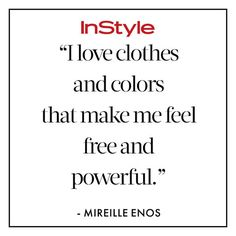 Why Mireille Enos Is the Next Olivia Pope (and The Catch Is Your Next TV Obsession) from InStyle.com