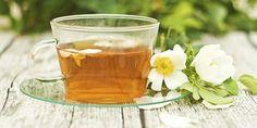 Pohár zeleného čaju