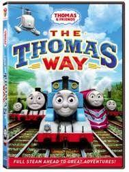 Thomas & Friends: The Thomas Way FREE Printable Coloring Sheet