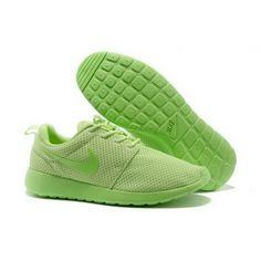 Women Nike Roshe One Shoes Tender Green