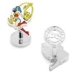 We know how the ladies nowadays like a nice pair of cufflinks as much as the fellas, so we imported these wonderful Wonder Woman Action style cufflinks especially.  #wonderwoman #wonderwomancufflinks #coolcufflinks #ladiescufflinks #retro #retrostyler