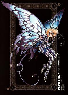 Males Saint Seiya Future Studio Saint Seiya Future Studio Spectre Papillon Myu