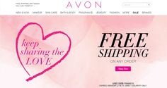 229 best avon free shipping images on pinterest avon online avon representative and coupon codes. Black Bedroom Furniture Sets. Home Design Ideas
