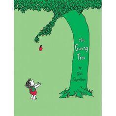 By Shel Silverstein. A young boy grows to manhood and old age experiencing the love and generosity of a tree which gives to him without thought of return. Delightful black & white illustrations inside. Hard cover.