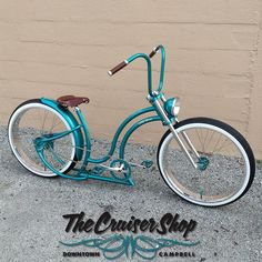 Downtown Campbell cruiser #taobike