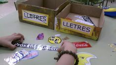 Classificació per a Alphabet Activities, France, Nom Nom, Teacher, Lettering, Learning, School, Ideas, Read And Write