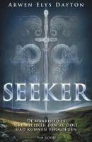 """Mijn recensie over """"Seeker"""" (Seeker 1) van Arwen Elys Dayton   http://www.ikvindlezenleuk.nl/2015/06/arwen-elys-dayton-seeker-seeker-1/"""