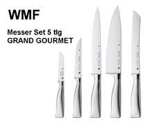 ★ WMF Messer Set GRAND GOURMET 5-tlg. 18.7634.9992 ★ WMF ★ haus-gartenwelt.at ★ Trusted Shops Zertifikat • Produkte für Haus, Garten