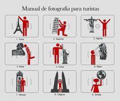 Manual de fotografía para el turista