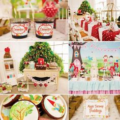 Very excited to see The Magic Faraway Tree Party on Hostess with a Mostess
