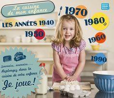 Souvenirs, souvenirs… Joue et re(découvre) la cuisine de ton enfance grâce à l'application de Mistergooddeal!