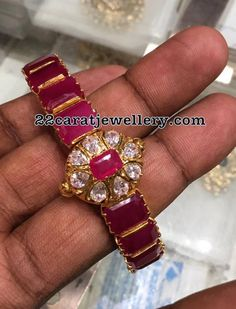 Gemstone Bangles Avaialble in Silver