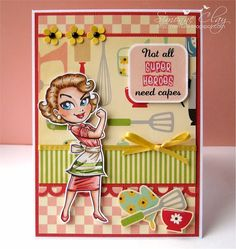 ***card making general*** SemSee's Sparkly Scribblings: Kenny K