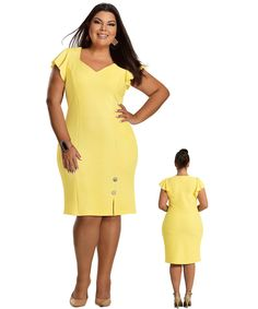 Plus Size Fashion Dresses, Plus Size Fashion For Women, Plus Size Dresses, Dresses For Work, Summer Dresses, Plus Size Casual, Fashion Sewing, Frocks, The Dress