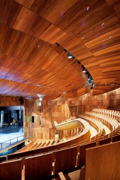 Kerry Hill Architects - Room With A View (WA State Theatre Centre)