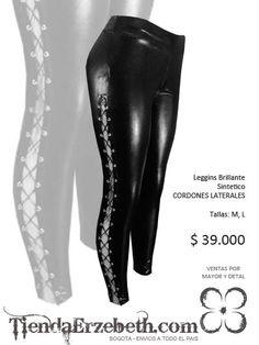 Leggins brillantes bogota ropa metalera brutal cordones ojalentes taches corsette envios medellin cali barranquilla rockalparque 2013 2014