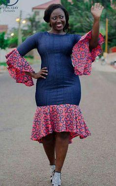 30 African Women's fashion & Ankara Skirt African Fashion Designers, African Fashion Ankara, African Print Dresses, African Print Fashion, Africa Fashion, African Dress, African Prints, African Attire, African Wear