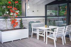 Outdoor Furniture Sets, Outdoor Decor, Art Nouveau, Minimalism, Interior, Modern, Plants, Ideas, Home Decor