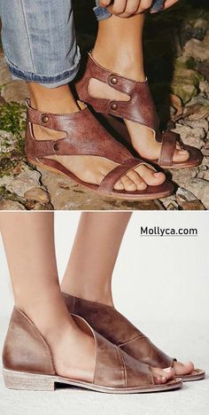 Buy 2 Got OFF Code: mollyca Women's Summer Beach Sandals Dressy Casual Summer, Beach Sandals, Me Too Shoes, Casual Shoes, Fashion Shoes, Shoe Boots, Summer Beach, Cute Outfits, Clothes For Women