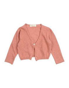 BABE & TESS Girl's' Cardigan Pastel pink 18 months