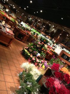 The Fresh Market grocery