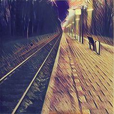 Delden railway station
