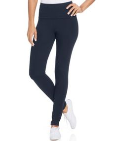 Style & Co. Tummy-Control Leggings, Only at Macy's