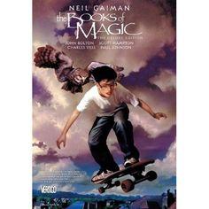 The Books of Magic Deluxe Edition: Neil Gaiman, John Bolton, Charles Vess: