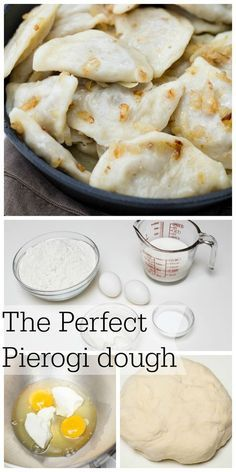 You Totally should pin this, you never know when you may need THE perfect Pierogi dough! You Totally should pin this, you never know when you may need THE perfect Pierogi dough! Ukrainian Recipes, Russian Recipes, Ukrainian Food, Slovak Recipes, German Food Recipes, Lithuanian Recipes, Russian Foods, Czech Recipes, Comida India