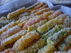 Bastoncini di verdura al forno (light) by laura33 - Pagina 1