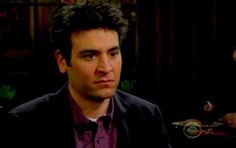 Be Ted Mosby Because It's Worth TheWait