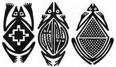 mapuche symboles Native Symbols, Native Art, Aztec Drawing, Native American Wisdom, Symbol Design, Paperclay, Celtic Designs, Aboriginal Art, Tribal Art