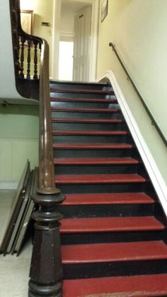 The stairs College Point, Stairs, Home Decor, Stairway, Decoration Home, Staircases, Room Decor, Stairways, Interior Design