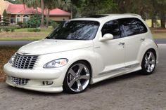 PT Cruiser / I am in love with my PT Cruiser. Customizing one and want another please!
