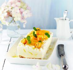 Sitruunajäätelökakku | K-ruoka