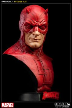 Marvel Daredevil Life-Size Bust by Sideshow Collectibles | Sideshow Collectibles